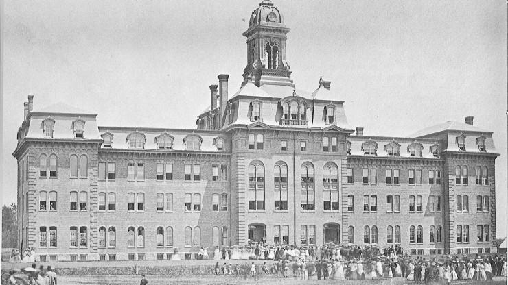 Dean Hall 1868 – 1872