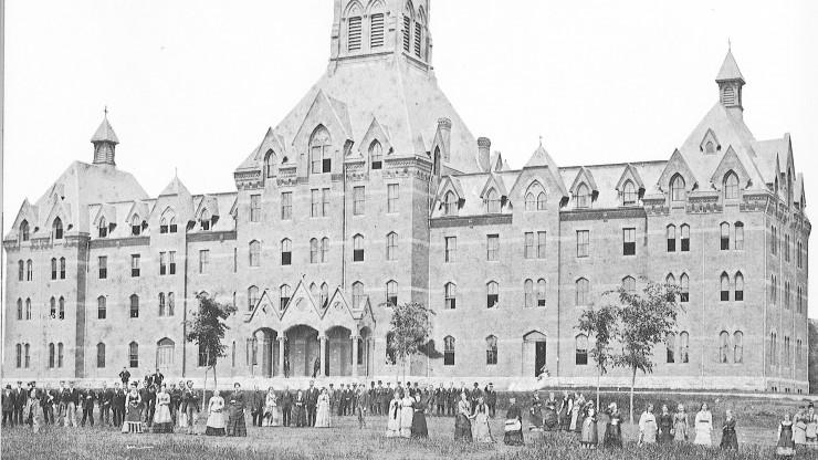 Dean Hall 1875 – 1938