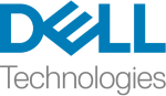 logo of the company dell technologies.