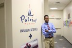 dean college student intern at patriot place