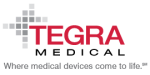 logo of the company tegra medical corporation.